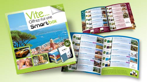 Smartbox catalogue