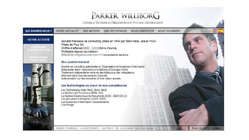Parker Williborg