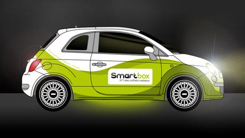 Smartbox Fiat 500