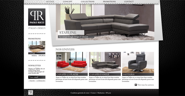 Paolo Rizzi (webdesign)