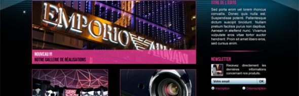LVS (webdesign boutique en ligne)