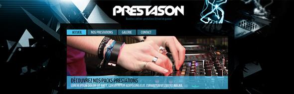 Prestason (webdesign)